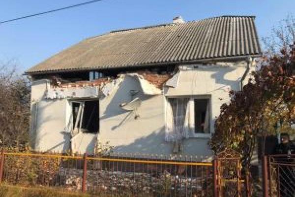 На Тернопільщині в житловому будинку вибухнув газ