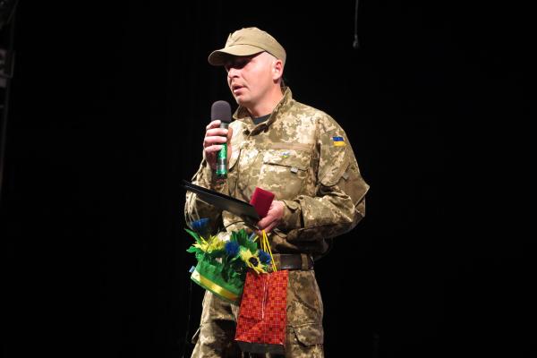 Не потрібно забувати борців за волю України! – тернопільський доброволець Максим Білий