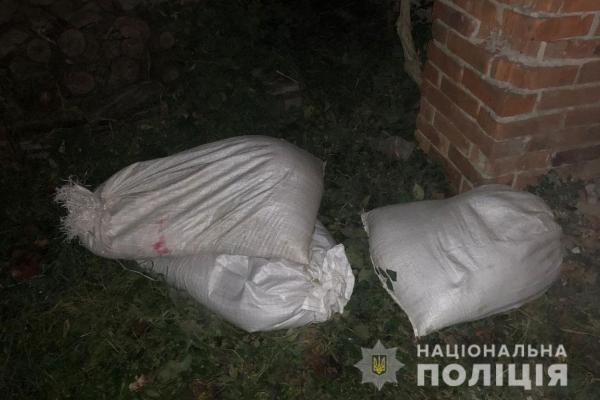 В Бучачі двоє чоловіків вкрали зерно на підприємстві, де працювали