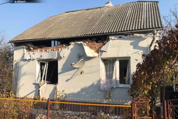 У Підгайцях стався вибух у житловому будинку (Відео)