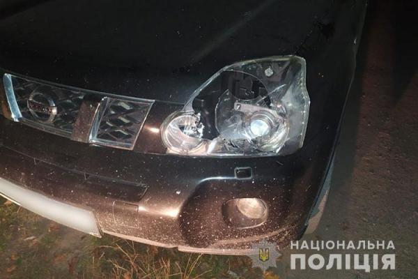 Тернополянин розтрозщив автомобіль сусіда