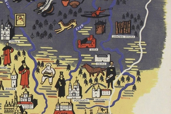 Тернопільщина 1930-х на туристичній мапі