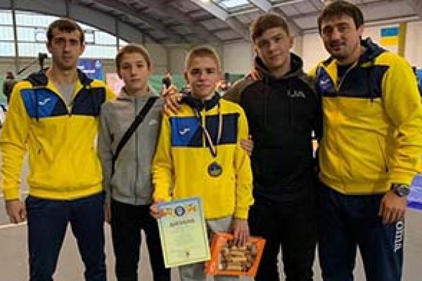 Тернополянин здобув перемогу на чемпіонаті України