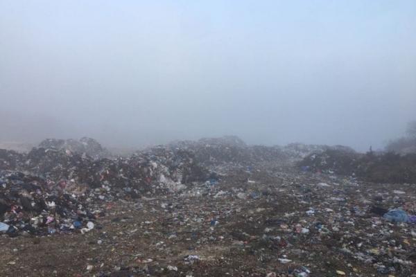 На Тернопільщину незаконно завозять  львівське сміття