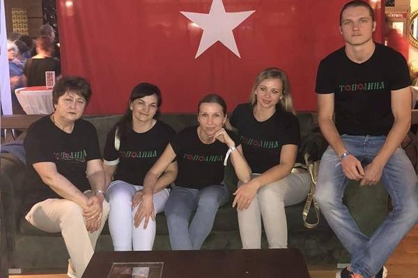 Танцювальний ансамбль із Шумська «Тополина» виступив у Туреччині