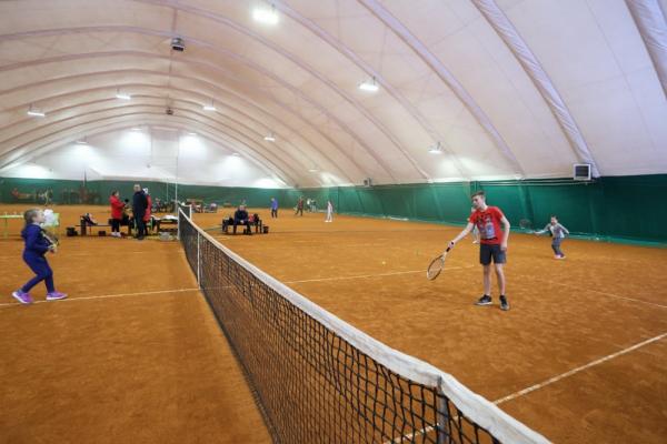 Тернопіль прийматиме Всеукраїнський турнір з великого тенісу
