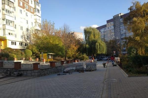 Сергій Надал прозвітував про виконання ремонтних робіт у Тернополі