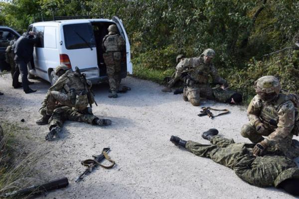На Тернопільщині відбудуться воєнні навчання