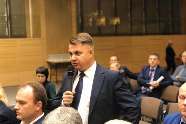 Віктор Овчарук: «Органи місцевого самоврядування мають бути на всіх ланках адмінустрою»