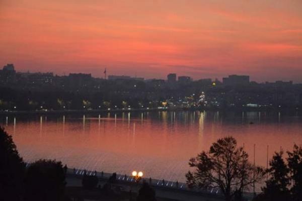 Осінь у Тернополі – крокує легко і ностальгійно