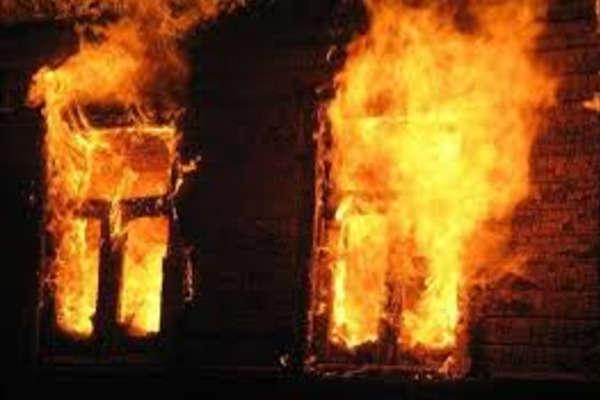 На Тернопільщині людина загинула у пожежі