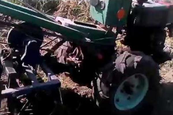 В Гусятинському районі чоловіка спіткала смерть через мотоблок