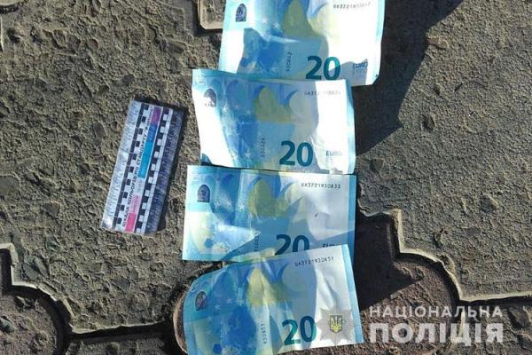 Житель Монастириська намагався залишити патрульним 80 євро хабаря