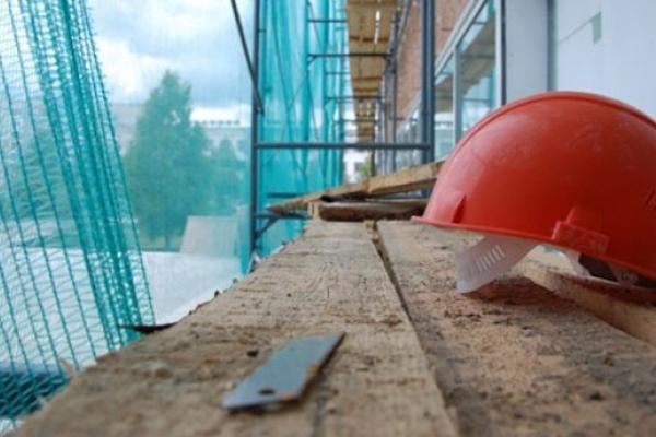 У Тернополі чоловік травмувався на будівництві