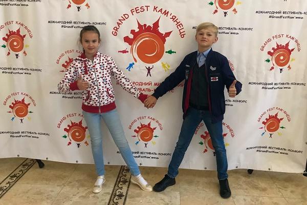 Вихованці Скала-Подільської музшколи перемогли на VII Міжнародному мистецькому фестивалі-конкурсі