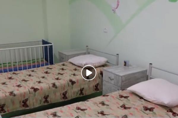 Палати дитячої лікарні волонтери у Тернополі перетворили на «казкові кімнати»