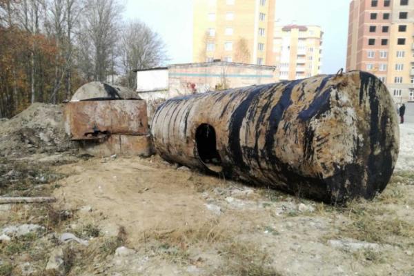 Як у Тернополі відреагували на публікації про забруднення земель мастилом