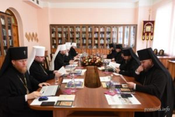 Заступником голови Синодальної комісії обрали архієпископа з Тернопільщини
