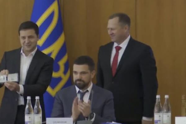 Зеленський представив новопризначеного керівника Тернопільської ОДА
