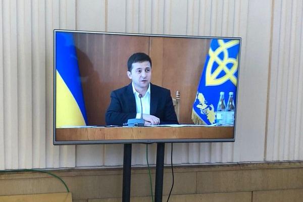 Звершилося: У Тернополі Президент Зеленський представив нового голову ОДА (Фото, відео)