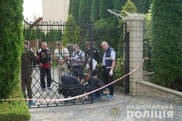 Богомол розповів, як просувається слідство у справі замаху на Крисоватого