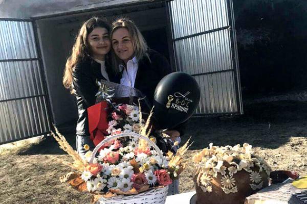 В  Оришківцях відкрили сімейну молочну ферму