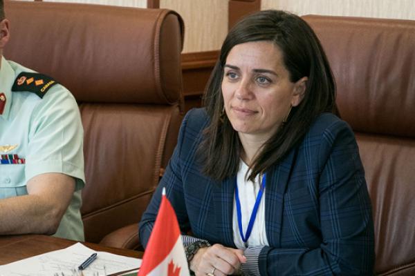 Донька тернопільського священника стала послом Канади в Україні