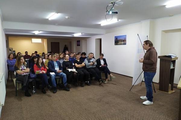 У Тернополі навчають як організувати масштабні музичні фестивалі (Фото, відео)