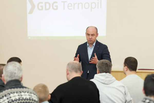 Сергій Надал оновлює команду за рахунок професійних програмістів - у міській раді запрацював відділ діджиталізації
