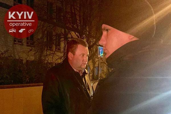 У нетверезому стані за кермом затримали екс-заступника прокурора Тернопільщини