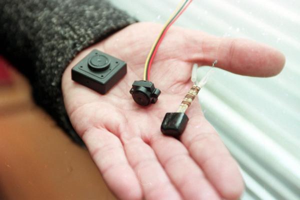 На Тернопільщині судді підкинули пристрій для прослуховування