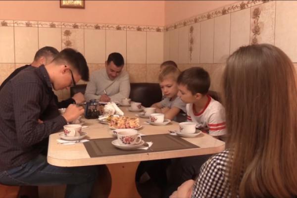 У тернопільського студента - надзвичайна сім'я (Відео)