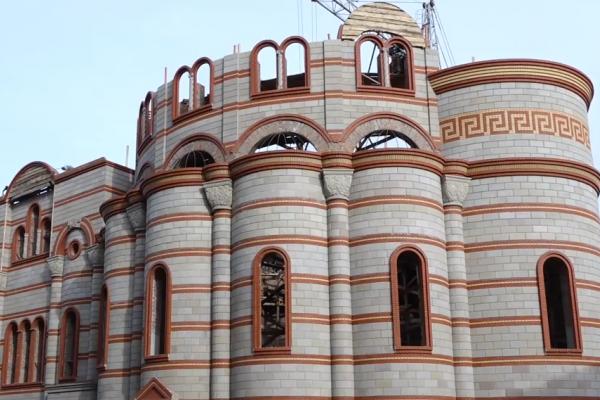 Унікальний собор в древньовізантійському стилі будують у Тернополі