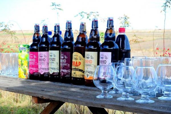 На Тернопільщину запрошують дегустувати власний продукт - вино, бренді, кальвадос, бурбон та сидр