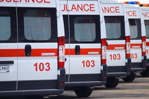 52 машини швидкої медичної допомоги невдовзі закуплять для потреб жителів Тернопільщини