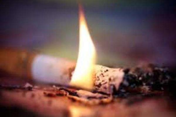 «Мало не загинув через паління»:на Тернопільщині виникла пожежа