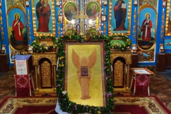 На Тернопільщині замироточили ікони (Фото)