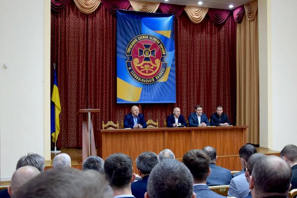 У Тернополі представили нового керівника СБУ області