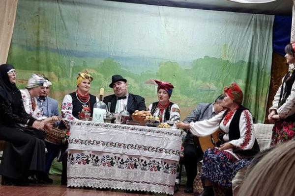 Свирид Голохвостов, Проня Прокопівна, Химка та інші – родом із Великогаївської громади
