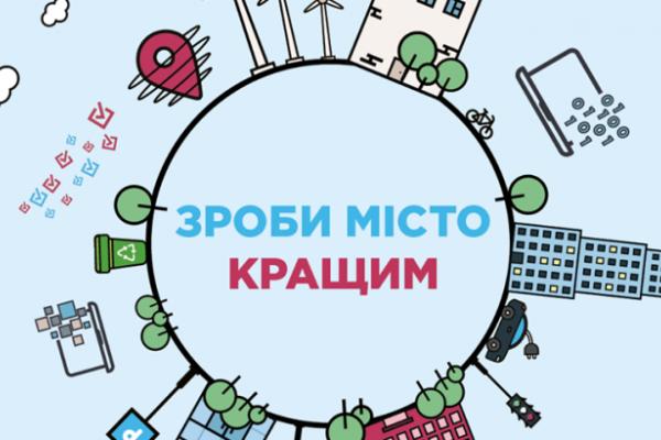 Перелік проектів, які перемогли у Громадському бюджеті Тернопільщини