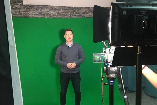 У Тернополі записують унікальний освітній курс (Фото)