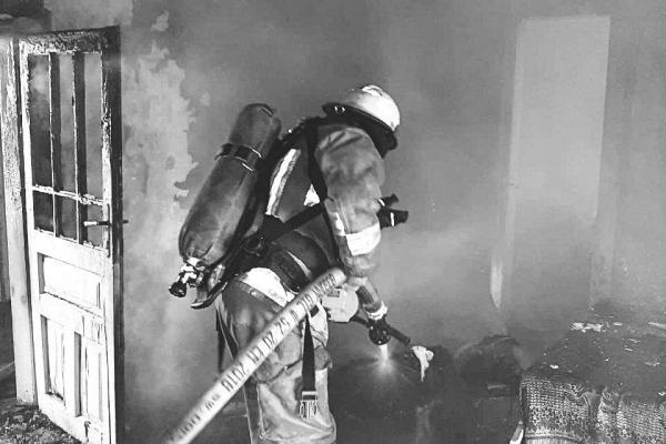 Життя трьох людей на Тернопільщині забрав вогонь