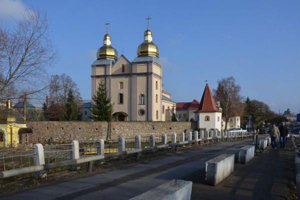 Три ікони з Шумщини перебувають у Теребовлянській ПЦУ Св.Володимира