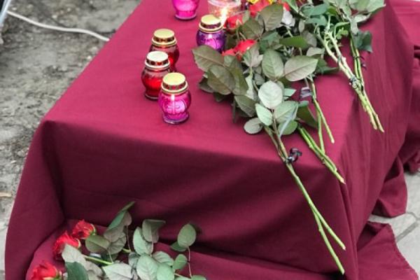На Тернопільщині вшанували пам'ять Андрія Пушкаря