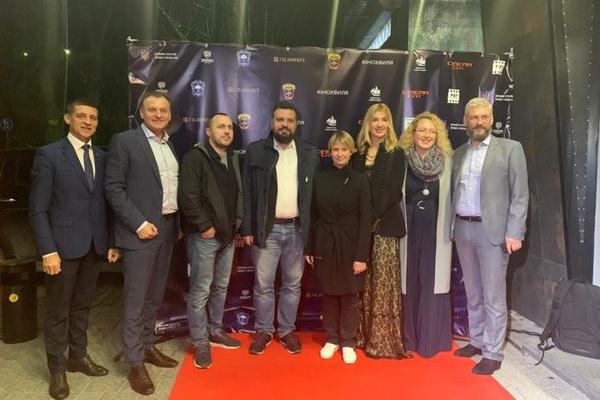 Тарас Демкура відвідав прем'єру фільму «З України — до Голлівуду», який презентували у Тернополі