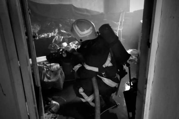 У Заліщицькому районі під час пожежі згоріло подружжя пенсіонерів