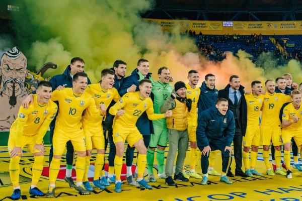 Збірна України, вперше в історії, завершила рік без жодної поразки