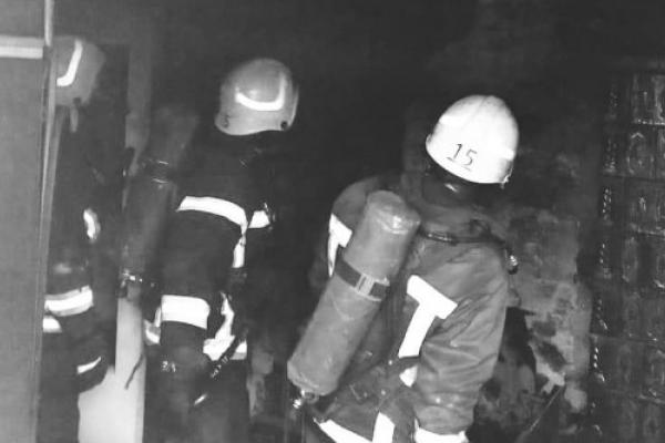 На тернопільщині, у власному будинку, згоріло подружжя пенсіонерів