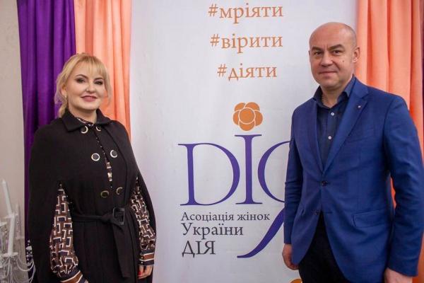 У Тернополі відкрили перший соціальний Центр підтримки жінок
