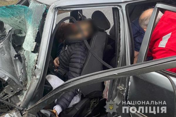Аварія забрала життя двох жителі Збаразького району